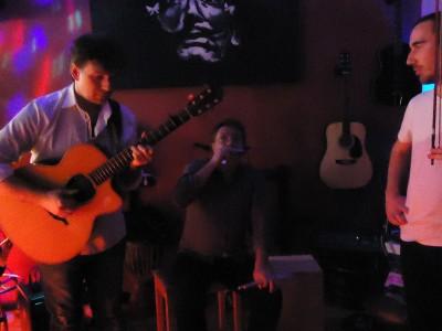 21 aprile con Gabriele Schiavi - violino
